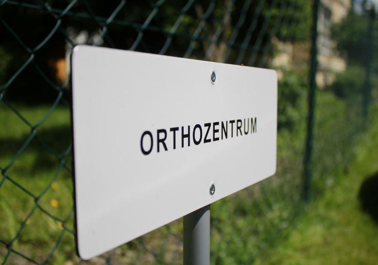 Parkplatz Orthozentrum Salzburg Orthopäde Dr. Planitzer Alexander