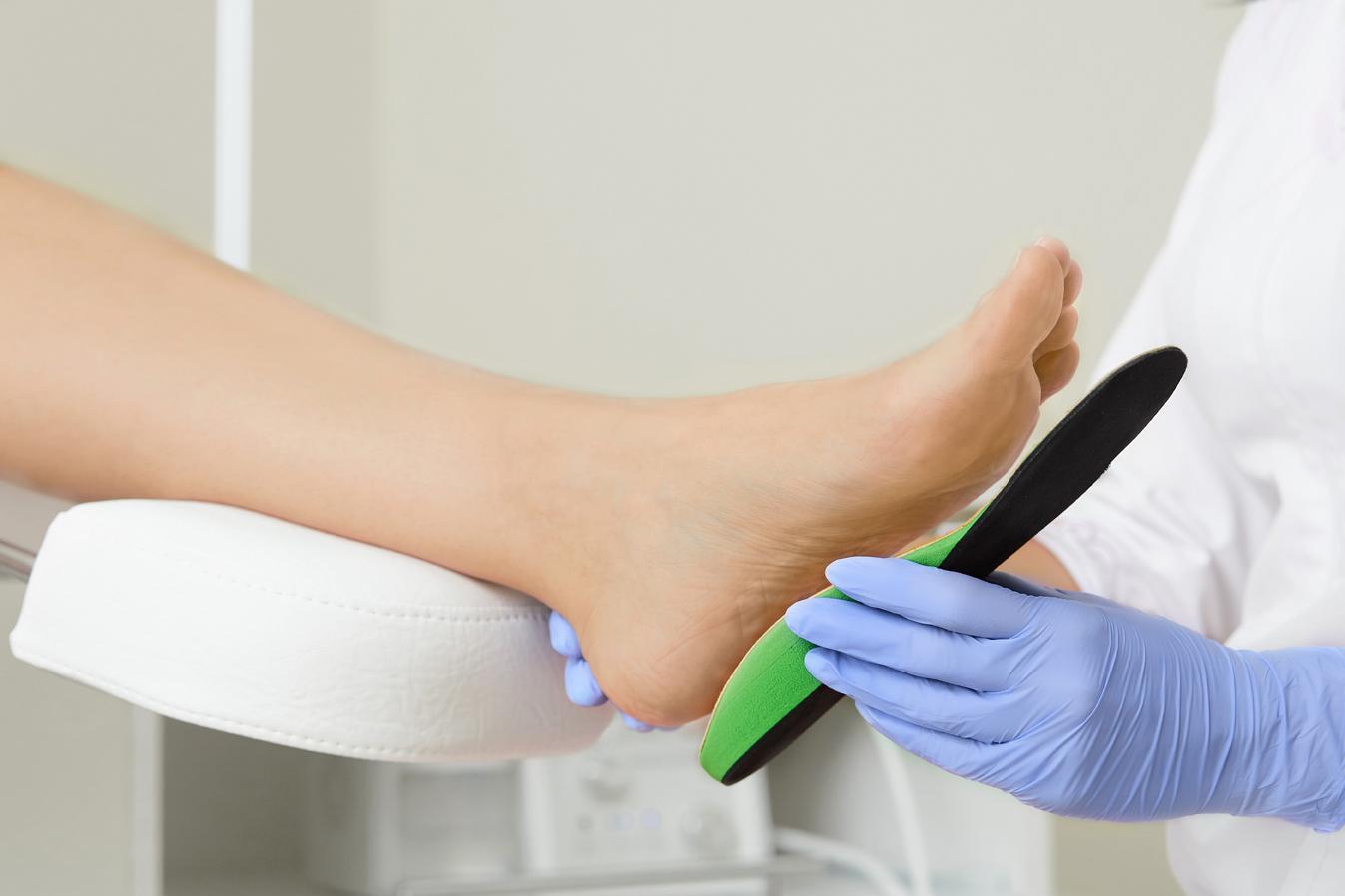 Schuheinlagen Salzburg Orthopäde Dr. Planitzer Alexander