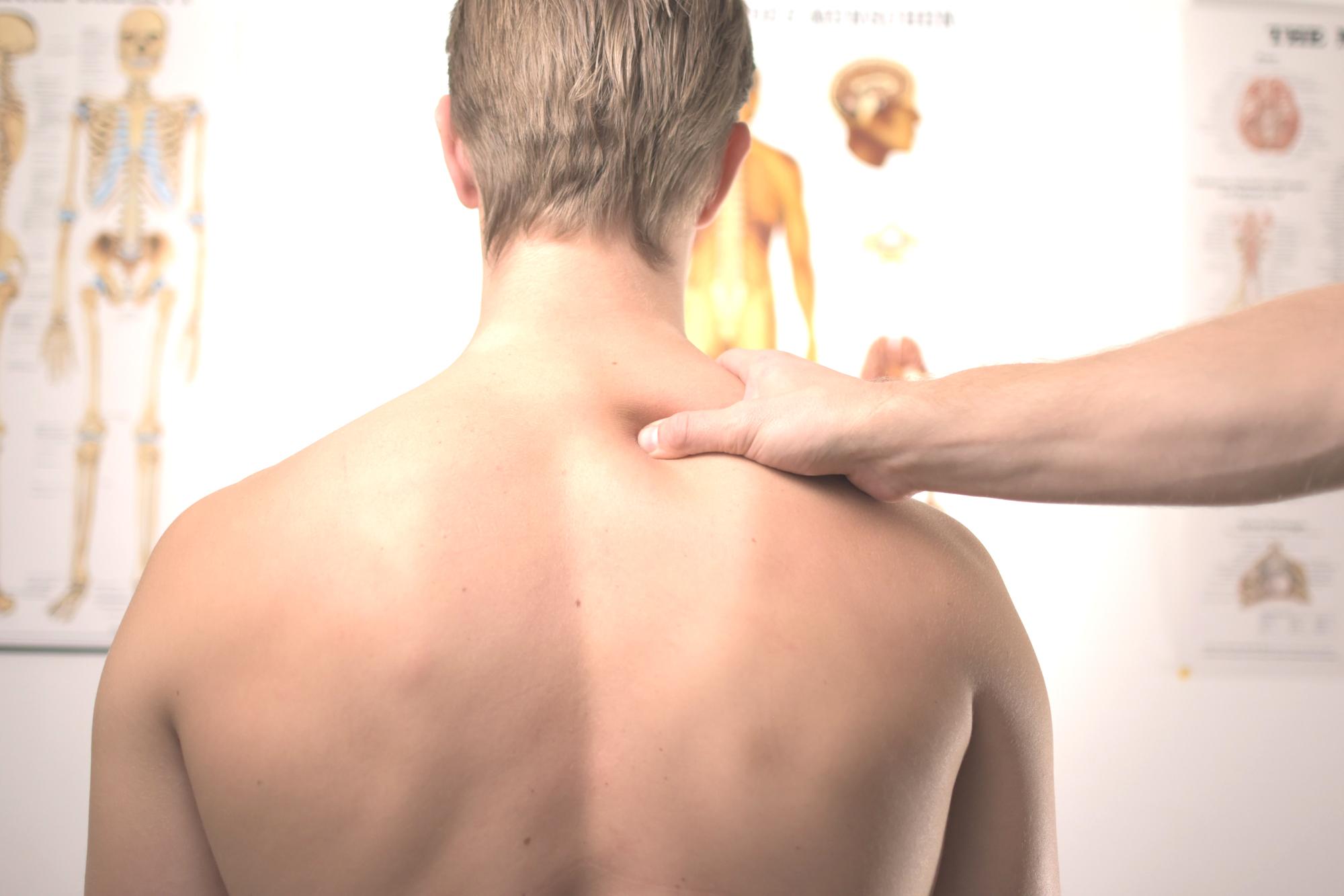 Nackenschmerzen Orthopäde Salzburg Dr. Planitzer